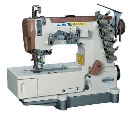 QJ500-2 --高速绷缝机