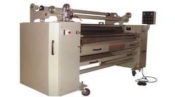 大型辊印涂饰机