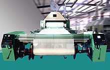 JF352型系列机电一体化浆纱机