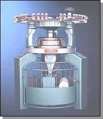 金圆牌SDGE013型单面大圆机