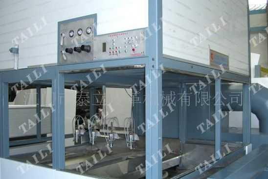 自动喷浆干燥机