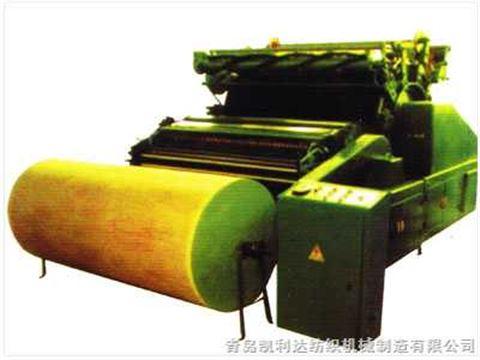 大型加宽变频梳棉机