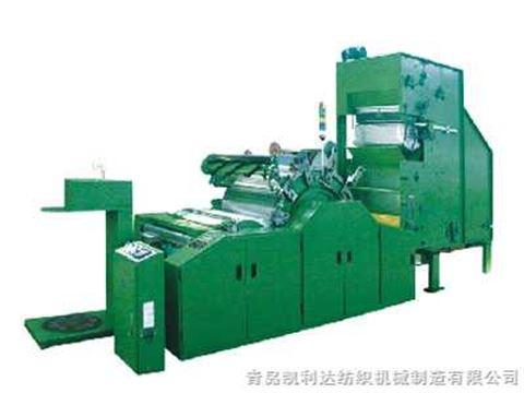 FB219型毛绒半精纺梳理机