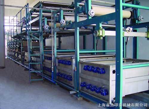园筒针织丝光机(LHJ3142)