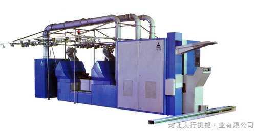 fa1398型条并卷机 fa系列粗纱机