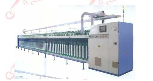 更降低了使用,维修及保养成本,是高速悬锭数控粗纱机的又一次创新.