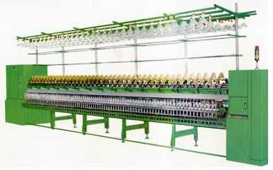 光滑纺细纱机