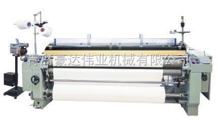 JW851型电子储纬单喷重磅喷水织机